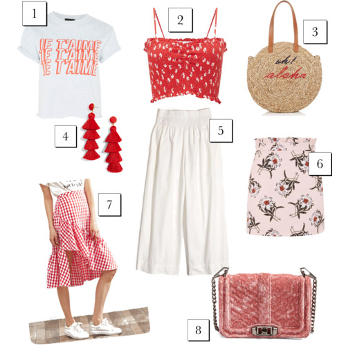 My fashion favourites for July